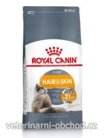 Kočky - krmivo - Royal Canin Feline Hair and Skin Care