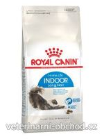 Kočky - krmivo - Royal Canin Feline Indoor Long Hair
