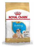 Psi - krmivo - Royal Canin Breed Buldog Puppy/Junior