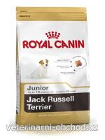 Psi - krmivo - Royal Canin Breed Jack Russell Junior