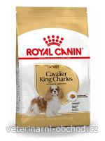 Psi - krmivo - Royal Canin Breed Kavalír King Charles