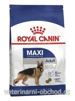 Psi - krmivo - Royal Canin Maxi Adult