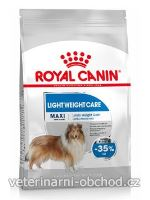 Psi - krmivo - Royal Canin Maxi Light Weight