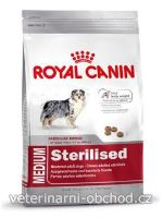 Psi - krmivo - Royal Canin Medium Sterilised