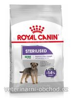 Psi - krmivo - Royal Canin Mini Sterilised