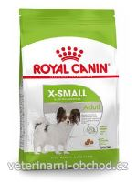 Psi - krmivo - Royal Canin X-Small Adult